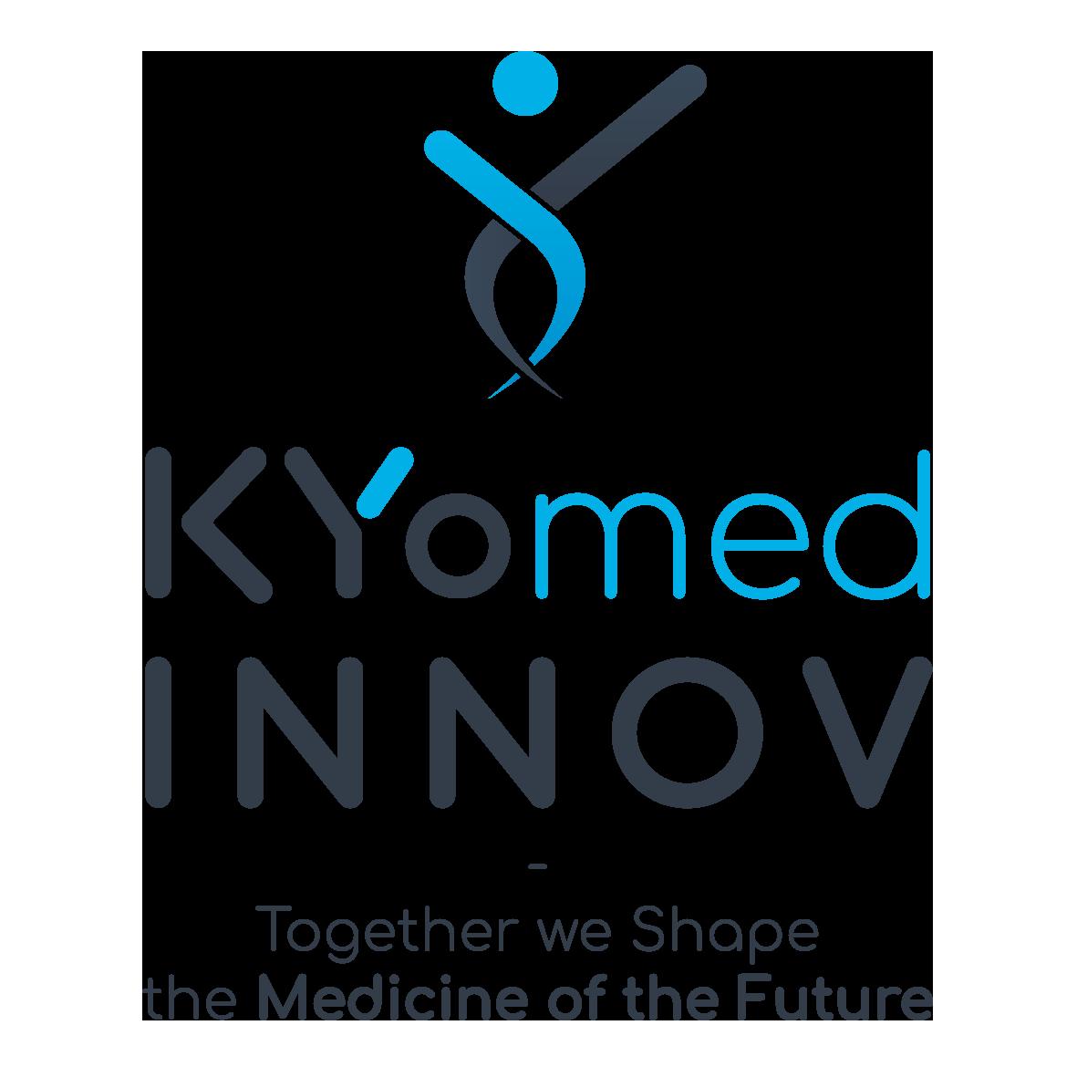 KYomed Innov logo